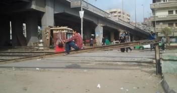 مزلقان أبيس بالإسكندرية