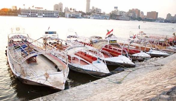 فيديو.. أصحاب المراكب يتظاهرون للمطالبة بعودة حركتها في النيل