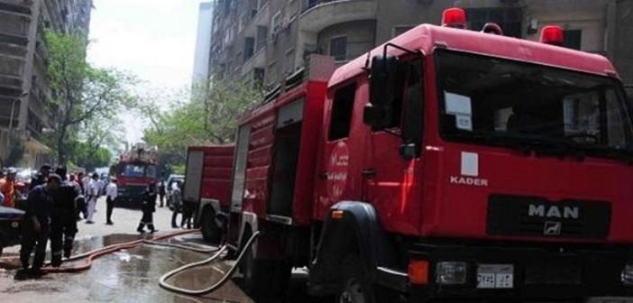 بالفيديو.. اندلاع حريق في شقة بشارع الأزهر ▶