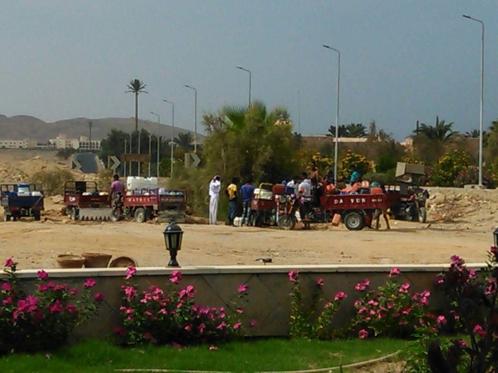صور.. غضب في القصير بالبحر الأحمر لانقطاع المياه.. وخسائر تهدد السياحة