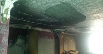صور.. انفجار شديد يدمر شقة بجسر السويس بسبب وصلات الغاز