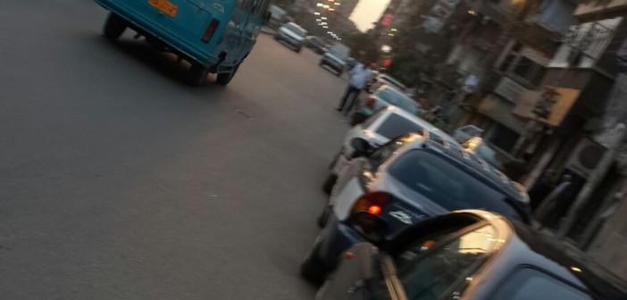 نقص البنزين والسولار في سوهاج.. وطوابير للسيارات على محطات الوقود 📷