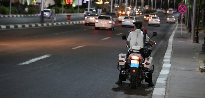 انتظام حركة المرور في شرم الشيخ خلال عيد الأضحى 📷