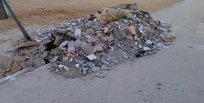 استعدادات مدرسة عمر بن الخطاب بالعبور للدراسة: لا مياه ولا حمامات 📷