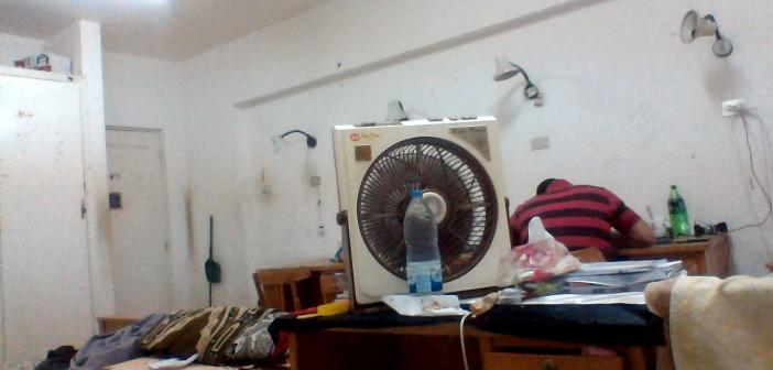 صور من حياة طالب في مدينة طلاب جامعة المنصورة: تكاليف مرتفعة وخدمات سيئة 📷