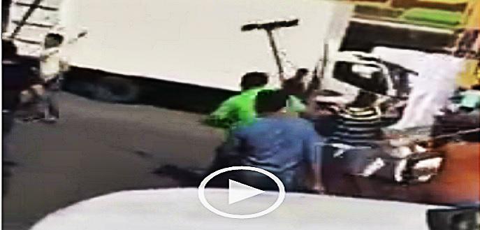 بالفيديو.. تفاصيل «موقعة المكانس» التي تسببت في طرد 18 مصريًا و5 سوريين من الكويت ▶
