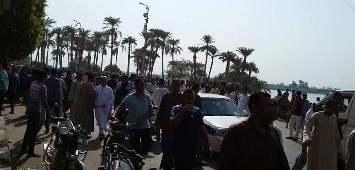 غضب في الكرنك ضد الشرطة بعد حملات قبض عشوائي بحق مواطنين