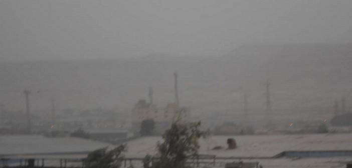 بالصور.. عاصفة ترابية مفاجئة تضرب القاهرة.. وانخفاض درجات الحرارة 📷