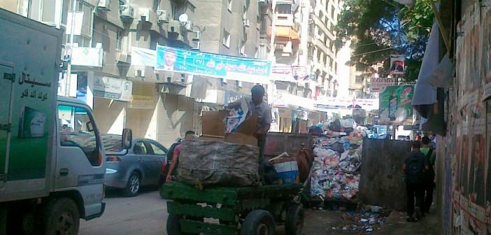تفاقم أزمة القمامة في الإسكندرية.. والنباشون يثيرون غضب المواطنين 📷