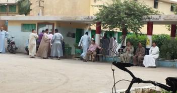 انتخابات مجلس النواب في عرابة أبيدوس ـ سوهاج