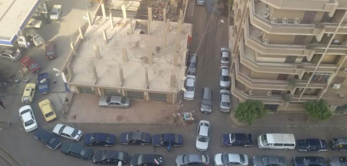 بالصور.. طوابير على محطات الوقود بسوهاج تزامنًا مع نقص إمدادات الوقود