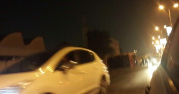بالصور.. حادث تصادم «مروع» على طريق صلاح سالم في اتجاه القلعة والسيدة عائشة