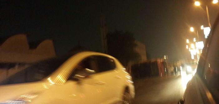 ▶️بالفيديو.. حادث تصادم بين ملاكي ونقل على طريق الكارتة بالإسكندرية