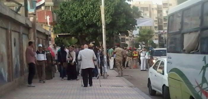 توجيه الناخبين في لجان بالإسكندرية باليوم الأول للتصويت (شاركنا تغطيتك 📢)