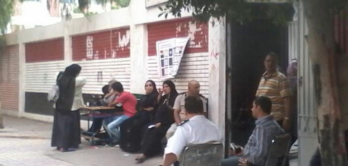 📷 أجواء انتخابات دائرة سيدي جابر باليوم الأول.. دعاية أمام اللجان وتأمين كثيف (شاركونا التغطية)