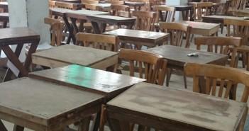 طلاب يشكون رداءة قاعات تدريس «تجارة إنجلش» بجامعة السادات