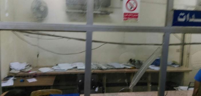 بالصور.. مواطن يوثق غياب موظفي مرور مدينة نصر: «واقف من 10 صباحًا عشان شهادة» 📷