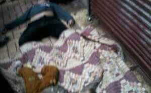 بالصور.. سلك كهرباء يصعق طفلين بالإسكندرية تزامنا مع موجة الطقس السيىء