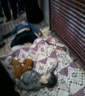 📷 بالصور.. طفلان صعقهما سلك كهرباء في محرم بك بالإسكندرية 😰 😥