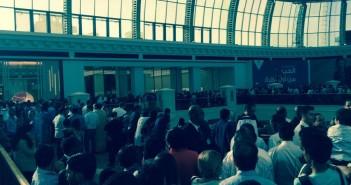 إقبال كبير على أول فرع لشركة أبل في دبي