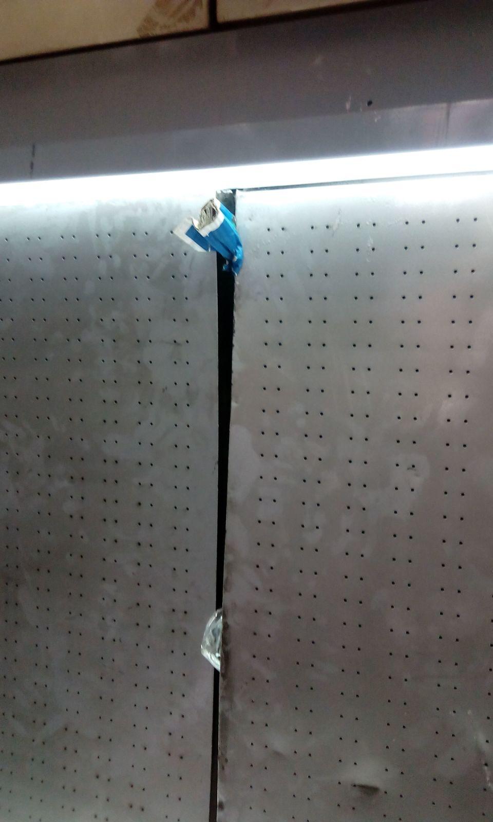 بالصور.. مواطن يرصد إهمالا بقطار الأقصر ـ القاهرة: تكييف مُعطل وسقف غير مُثبت طوال الرحلة