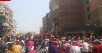 مسيرة لطلاب الثانوية بالمنوفية.. وتحضيرات لمظاهرة كبرى غدًا ضد «العشر درجات»