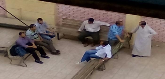 بالصور.. ولي أمر طالب يرصد مشاهد «إهمال» المدرسة التجريبية في القناطر (شاركونا صوركم) 📷