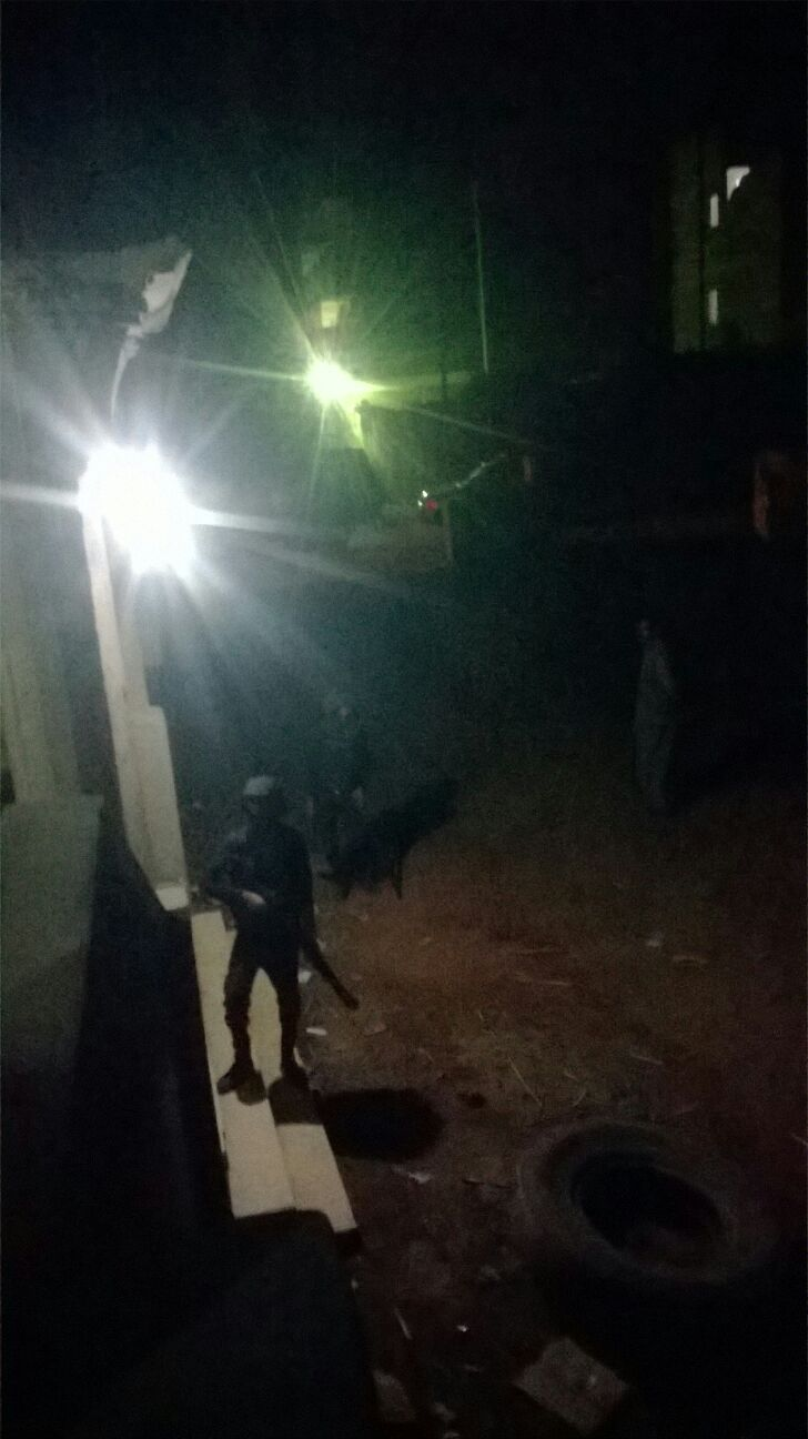 الشرطة تقتحم منزل محامي في الغربية دون إذن النيابة.. وتكسر محتوياته