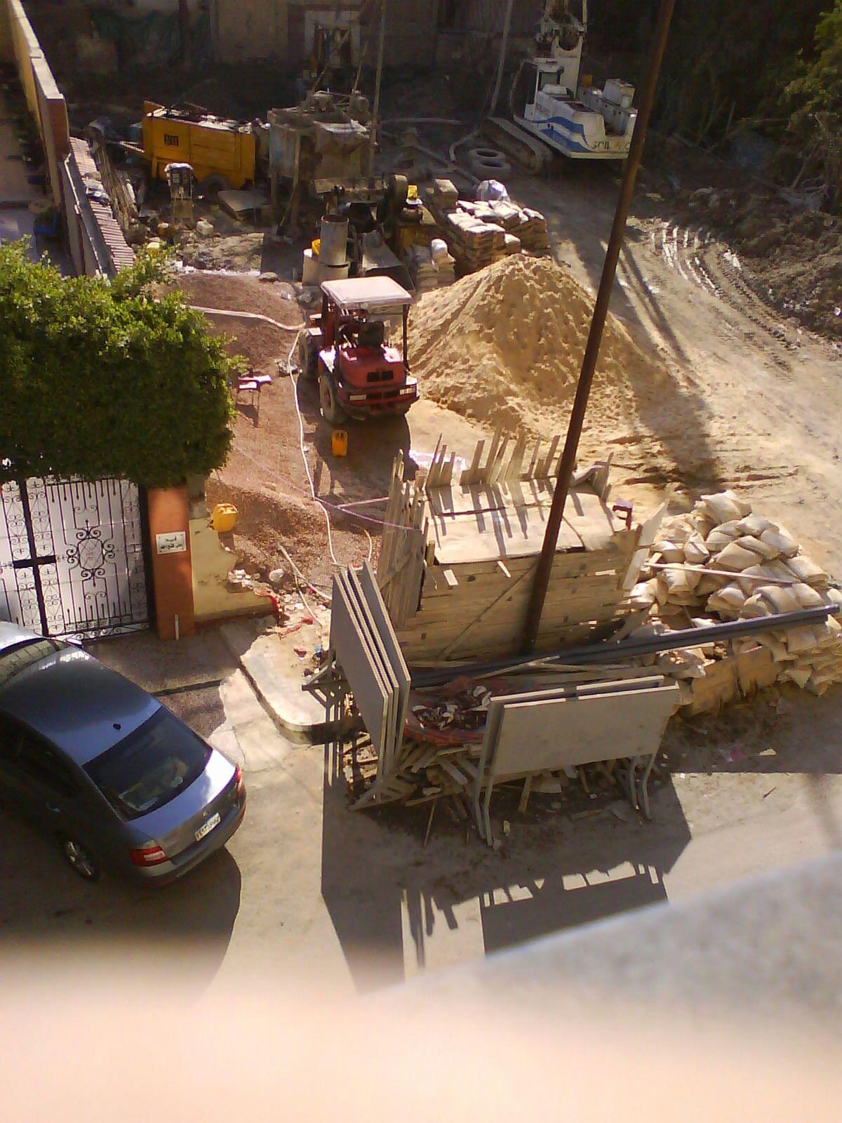 بالصور.. مواطن: هدم فيلا مُدرجة ضمن مجلد التراث في الإسكندرية وإقامة برج مكانها