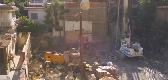 بالصور.. مواطن: هدم فيلا مُدرجة ضمن مجلد التراث بالإسكندرية لإقامة برج مكانها 📷