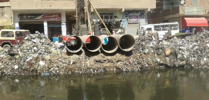 «الصرف الصحي» بالجيزة: جاري استكمال باقي أعمال مشروع ناهيا