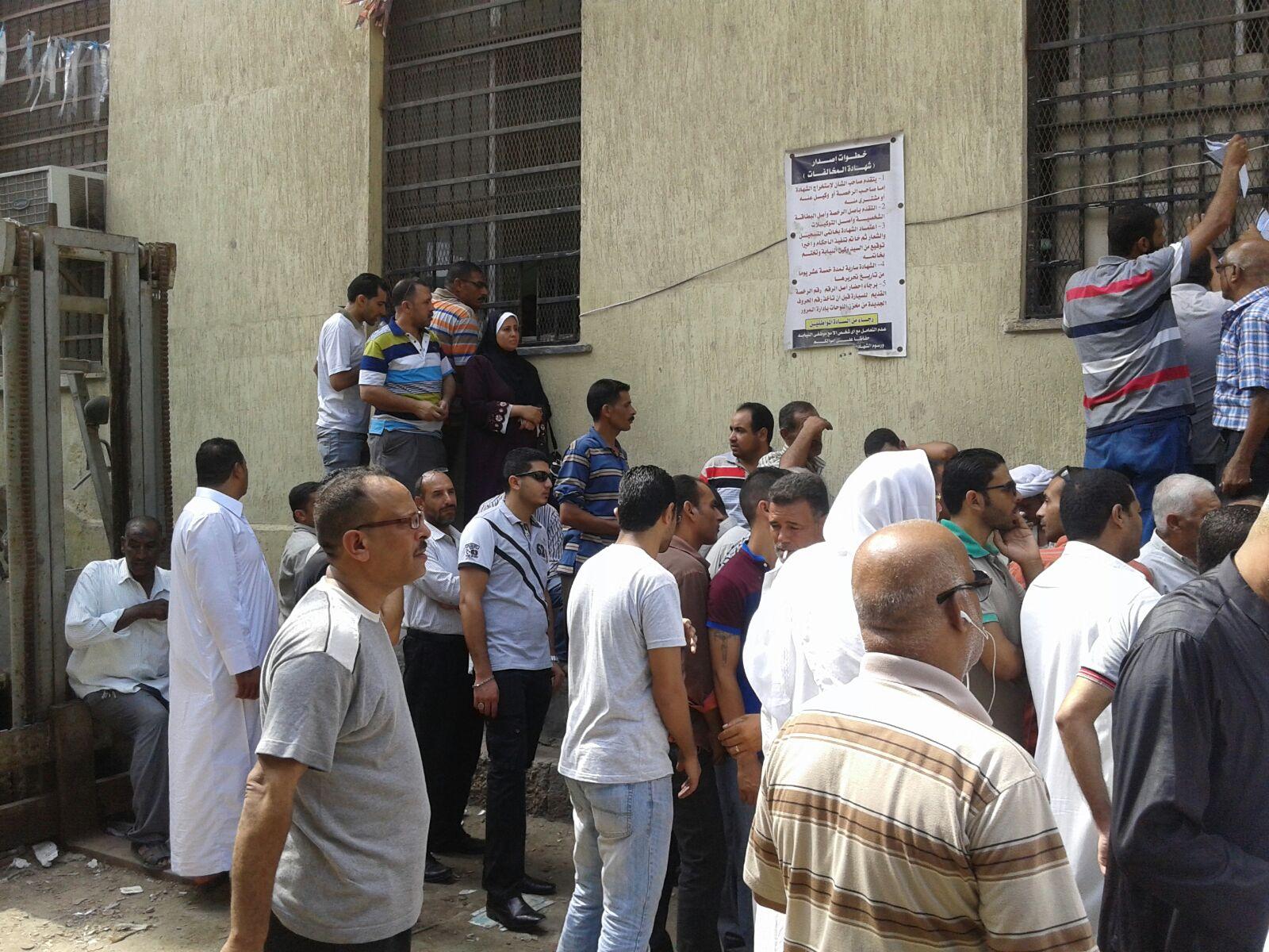 على شباك مخالفات المرور بالإسكندرية.. خليك في الزحمة أو «ادفع واقعد ع القهوة»