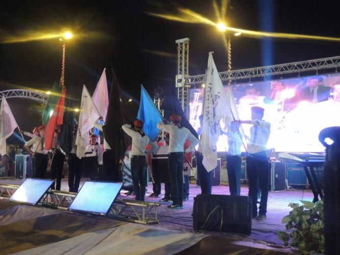 احتفالات محافظة سوهاج بإنتصار اكتوبر