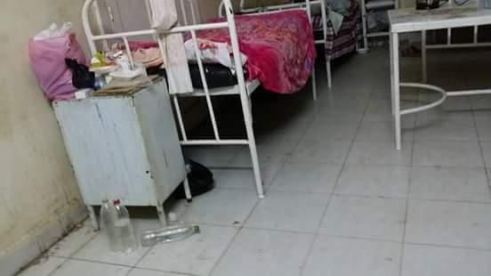 📷| تردي الخدمات الطبية في مستشفى طما بسوهاج (صورة)