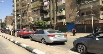 طوابير السيارات لنقص إمدادات الوقود والبنزين في سوهاج