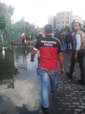 أمطار جديدة في الإسكندرية.. والإسكندرانية لسة غرقانين من يوم «الأحد الحزين»