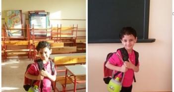 مدرسة تطرد طفلا في أول يوم دراسي بالدقهلية.. ووالده: مصدوم