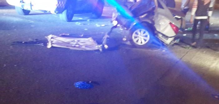 📷| السعودية.. حادث تصادم مروع في مكة (صور)