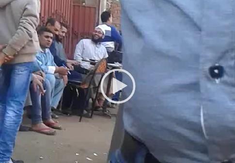 ▶| فيديو.. تواجد أنصار «النور» أمام لجان انتخابية بدائرة شبين الكوم