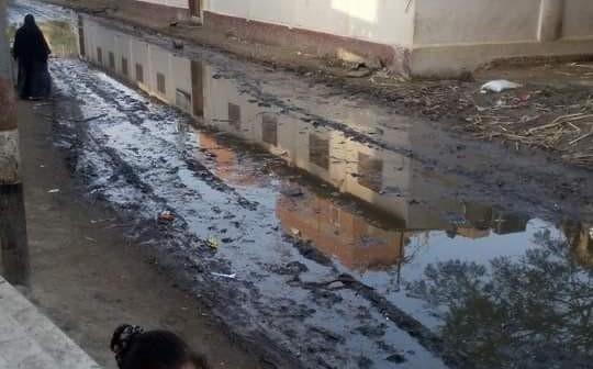أهالي «كفر حسان» بالغربية يطالبون باستكمال مشروع الصرف في القرية