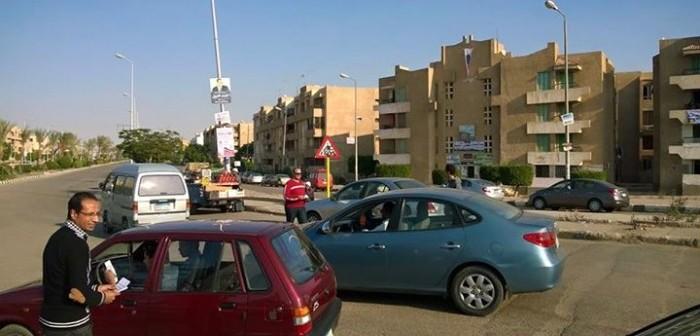 📷| بالصور.. سكان «الشروق» يواصلون فعاليات حملة توعية للحفاظ على المدينة