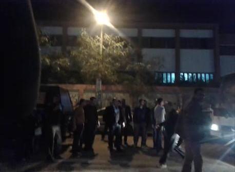 📷| القبض على أشخاص يوزعون رشاوى انتخابية أمام لجان في شبرا