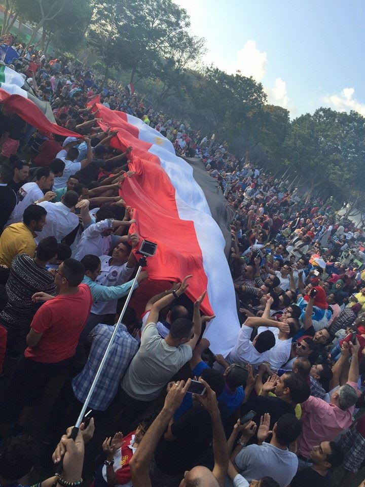 #حارتنا_في_دبي.. عربات الفول والكشري في فعالية بروح مصرية بالإمارات