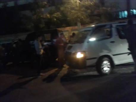 القبض على أشخاص يوزعون رشاوى انتخابية أمام لجان في شبرا