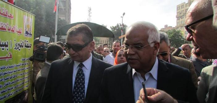 📷| افتتاح حديقة الفيروز في حلوان بحضور محافظ القاهرة