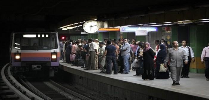 ▶| بالفيديو.. احتجاجات لسائقي المترو ضد قرار نقل زملائهم إلى الخط الثالث