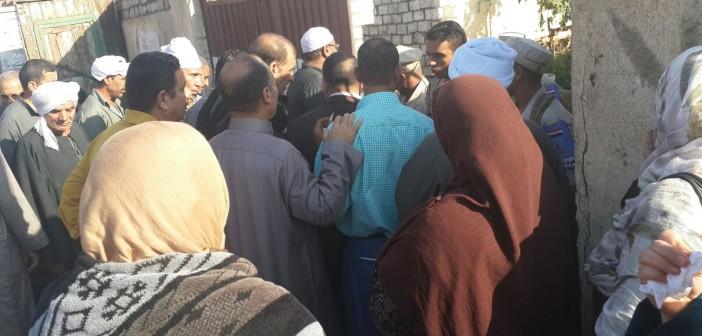 📷| أجواء الانتخابات في إحدى لجان كفر صقر بالشرقية