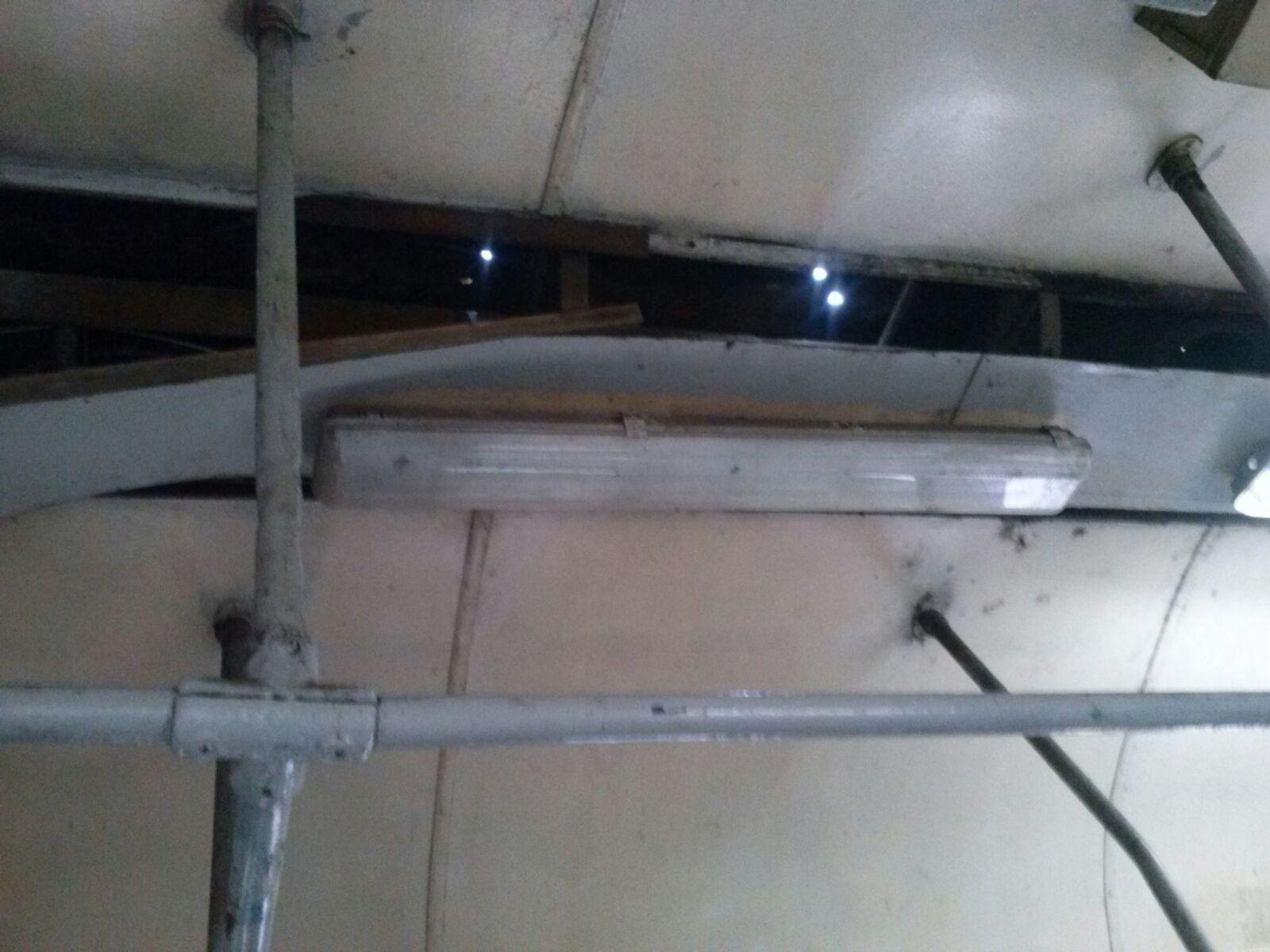 تردي قطارات أبوقير بالإسكندرية.. ومواطن: رفعوا تذكرة وسيلة المُعدمين