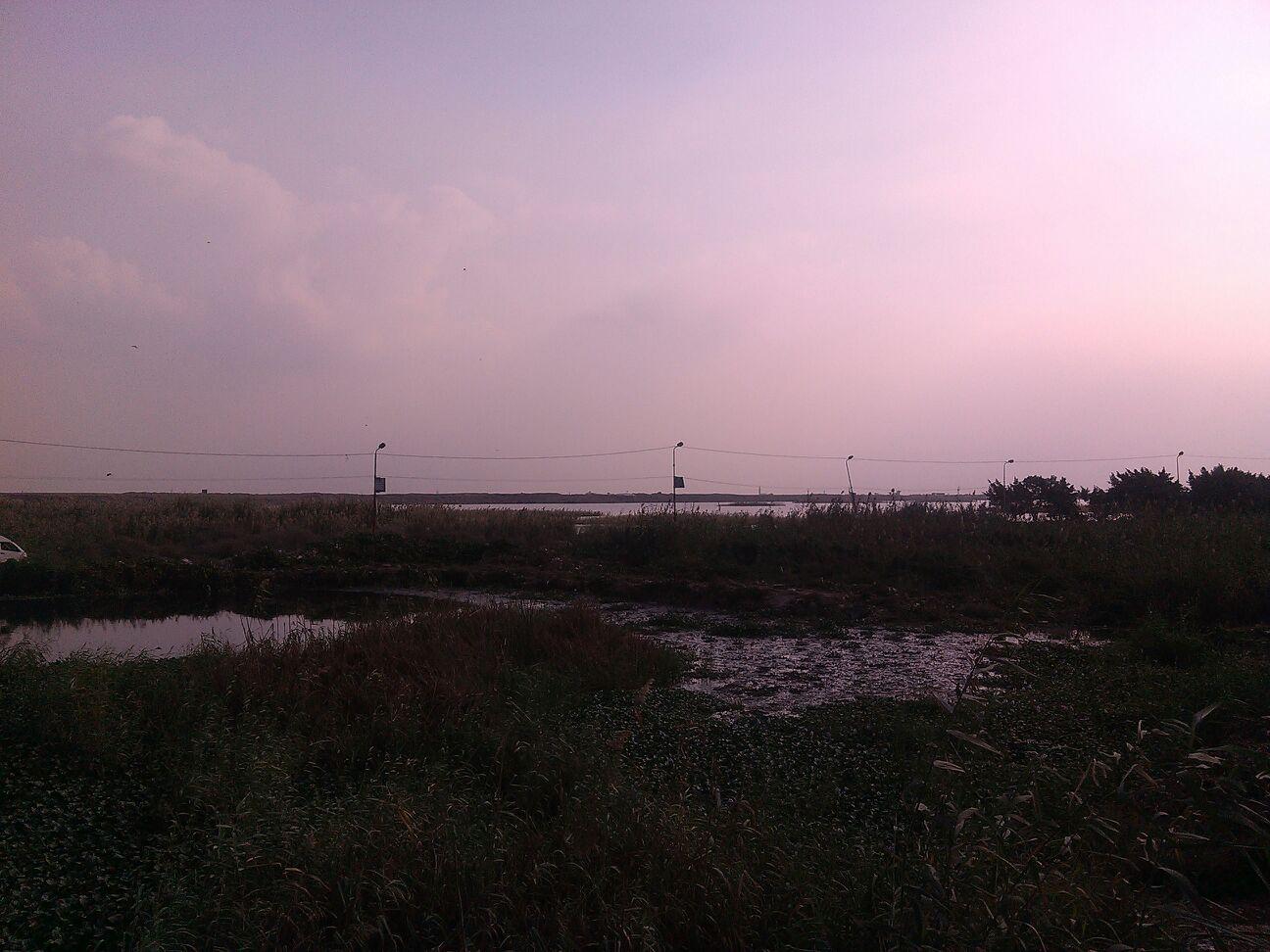 ارتفاع منسوب بحيرة ماريوت.. والمياه تهدد بيوت «أبيس» بالغرق