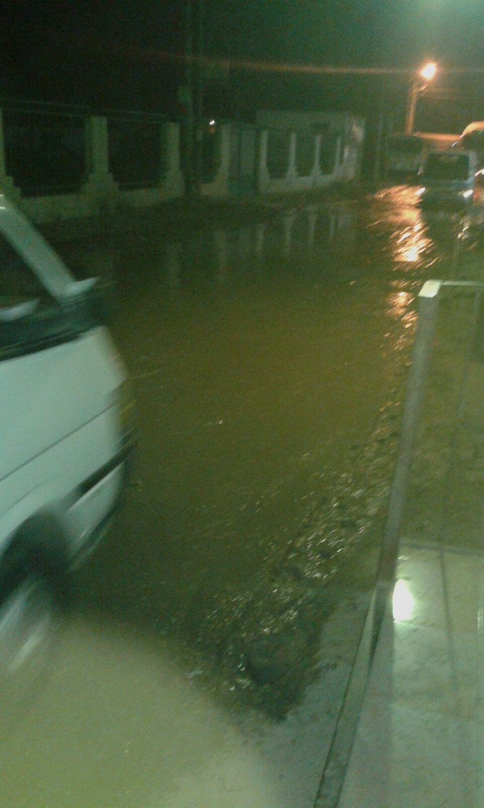 غرق «ميت حمل» بالشرقية في مياه الصرف لليوم الـ3 على التوالي